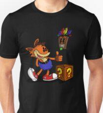 Retro Style Crash - Color T-Shirt