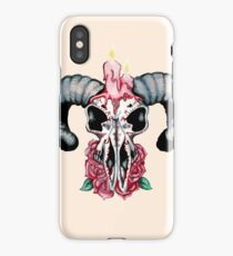 Oscuro iPhone Case