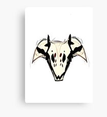 Eldritch Monster Canvas Print
