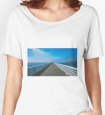 Boardwalk Fun Women's Relaxed Fit T-Shirt