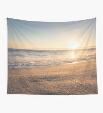 Sunspot Sunshine Sunset Wall Tapestry