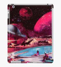 summer landscape iPad Case/Skin