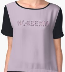 Norberta Women's Chiffon Top