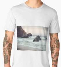 West Coast Beach Men's Premium T-Shirt
