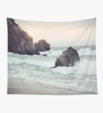 West Coast Beach Wall Tapestry