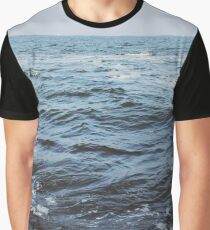 Ocean Wave Graphic T-Shirt