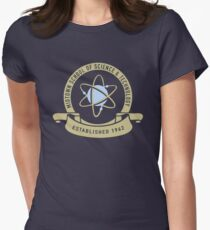 Midtown School of Science and Technology Women's Fitted T-Shirt