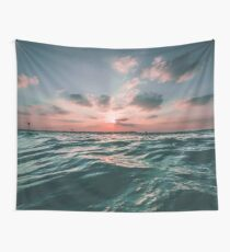 Sunset Paradise Tapestry