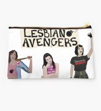 lesbian (young) avengers Studio Pouch
