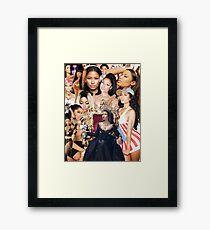 Queen Nic  Framed Print