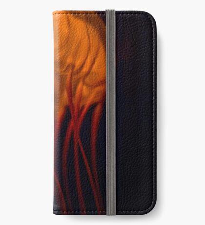 Westküste Meeressessel iPhone Flip-Case