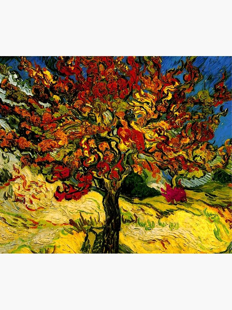 Van Gogh Mulberry Tree by bragova