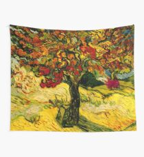 Van Gogh Mulberry Tree Wall Tapestry