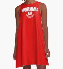 MUHAMMAD ALI A-Line Dress