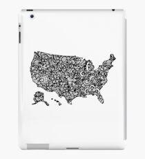 United States iPad Case/Skin