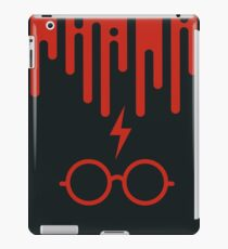 HP Blood iPad Case/Skin