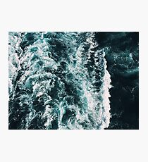 Lovely Waves Photographic Print