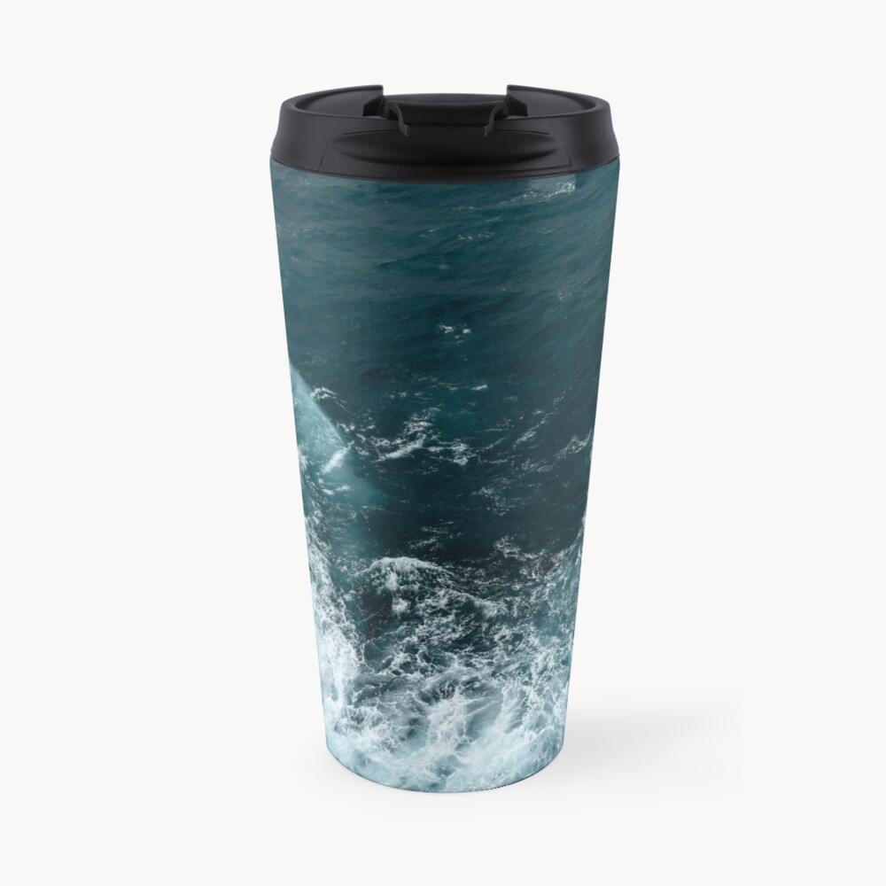 Little Wave Travel Mug