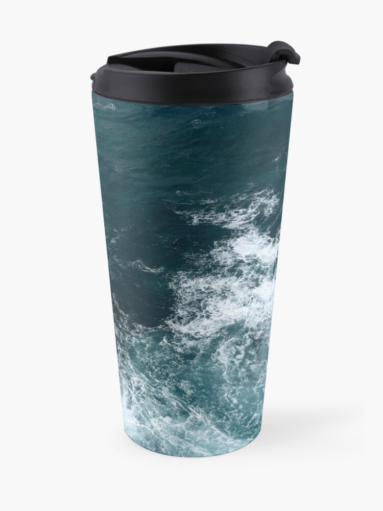 Alternate view of Little Wave Travel Mug