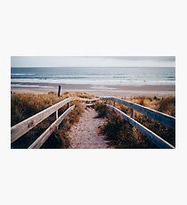 Path to Paradise Photographic Print