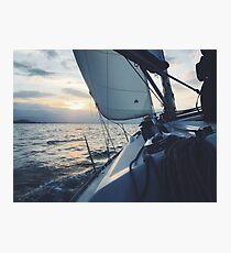 Oceans ahead Photographic Print