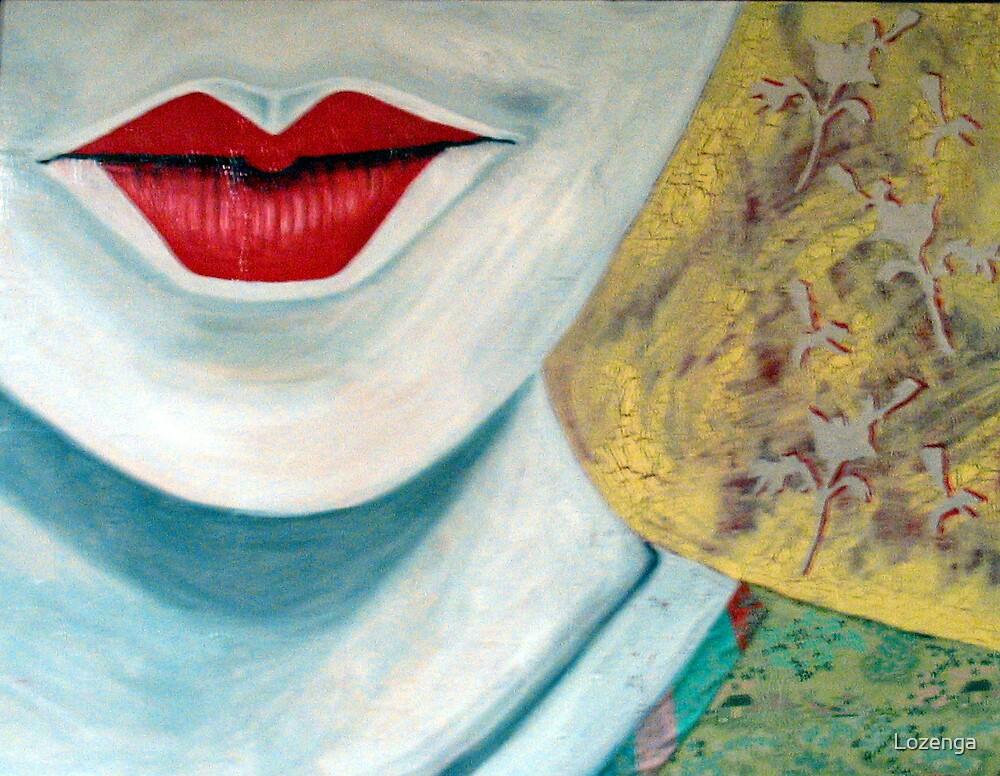 geisha by Lozenga