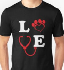 Animal Lover Veterinarian Shirt T-Shirt