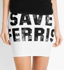 Save Ferris Mini Skirt