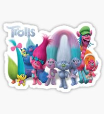 TROLLS Sticker