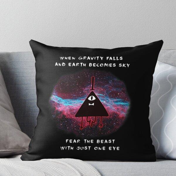 When Gravity Falls Throw Pillow