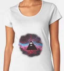 When Gravity Falls Women's Premium T-Shirt