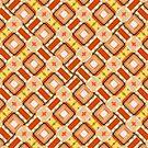 Sandy pattern by Silvia Ganora