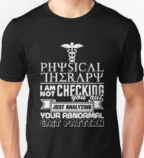 Im Not Checking You Out Shirt T-Shirt
