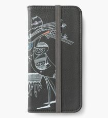 Strangers in the night. iPhone Wallet