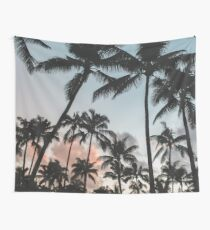 Pacific Palms Wall Tapestry