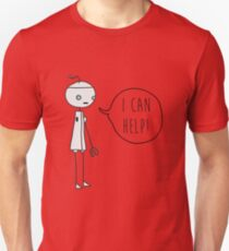Android Minsky from Fargo TV series T-Shirt