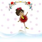 Ballerina  by rupydetequila