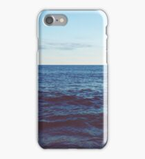 Dark Ocean Waves with Sky iPhone Case/Skin
