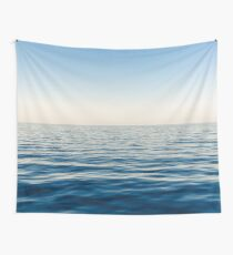 Calm Waters - Still Earth Wall Tapestry