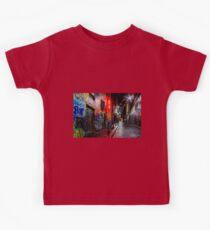 Hosier Lane, Melbourne, Victoria, Australia. Kids Clothes