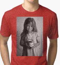 """Children of Tomorrow: Homeless Project"" Tri-blend T-Shirt"