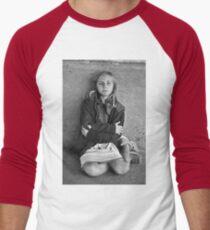 """Children of Tomorrow: Homeless Project"" Men's Baseball ¾ T-Shirt"