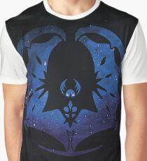 Lunala's Silhouette Graphic T-Shirt