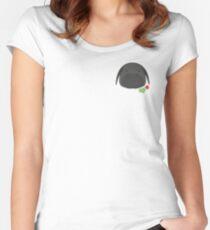OKJA Women's Fitted Scoop T-Shirt