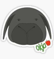 OKJA Sticker
