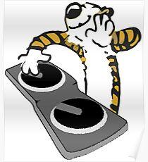 Póster DJ Hobbes