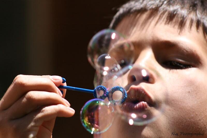 Bubbles by Nix76
