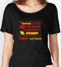 diehard Women's Relaxed Fit T-Shirt