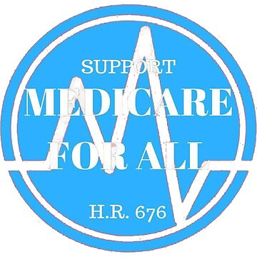 support medicare for all by TheBlankVerse