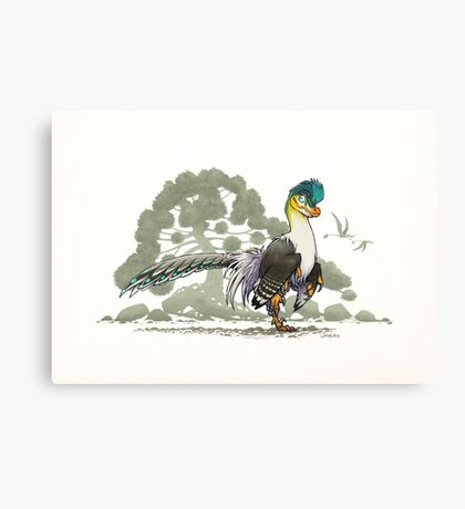 Archeopteryx Canvas Print